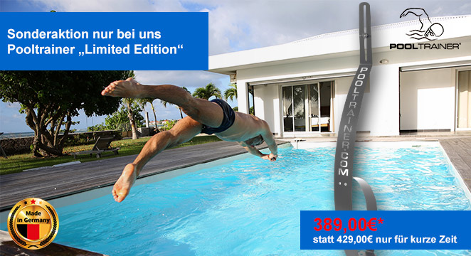 Pooltrainer Limited Edition