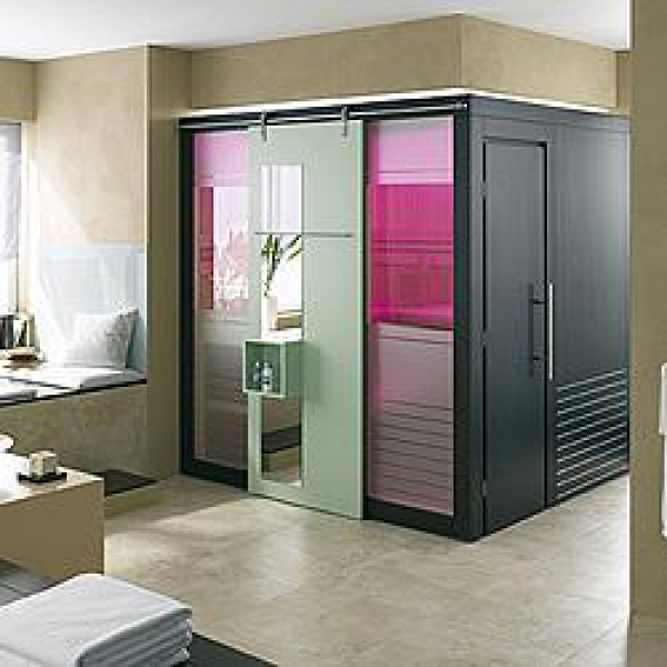 design sauna cube variante 187 x 203 cm poolpowershop. Black Bedroom Furniture Sets. Home Design Ideas