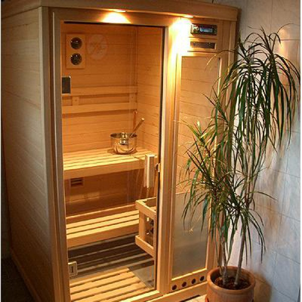 sauna tana elementsauna variante 121x131 cm poolpowershop. Black Bedroom Furniture Sets. Home Design Ideas