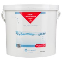 TURBO Chlor Granulat 5 kg Ultrapool