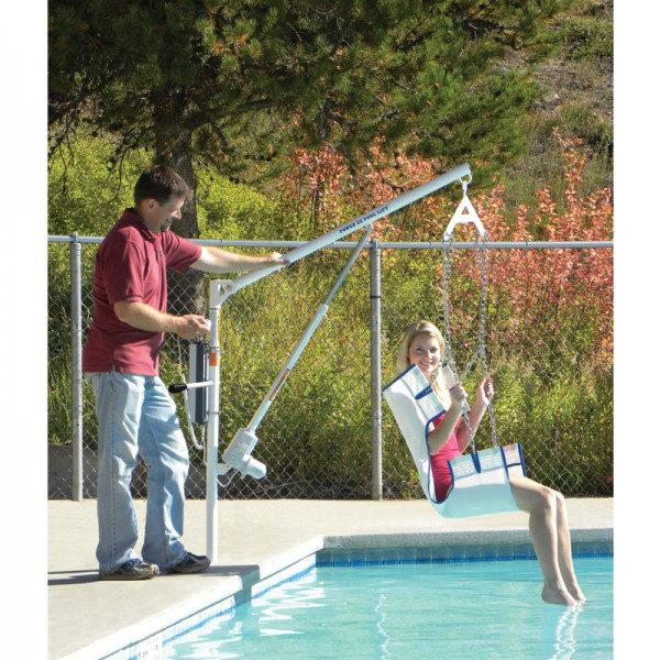 Poollift Power EZ Pool Lift