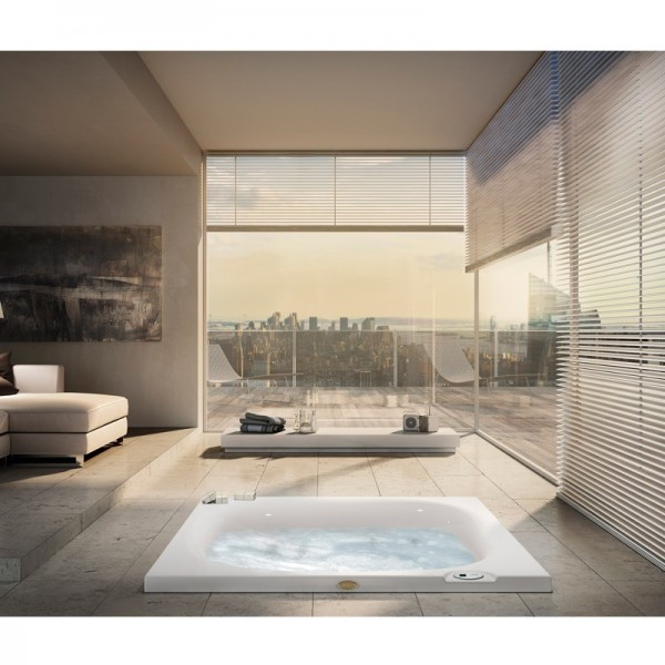 Jacuzzi Whirlpool City Spa Built-In