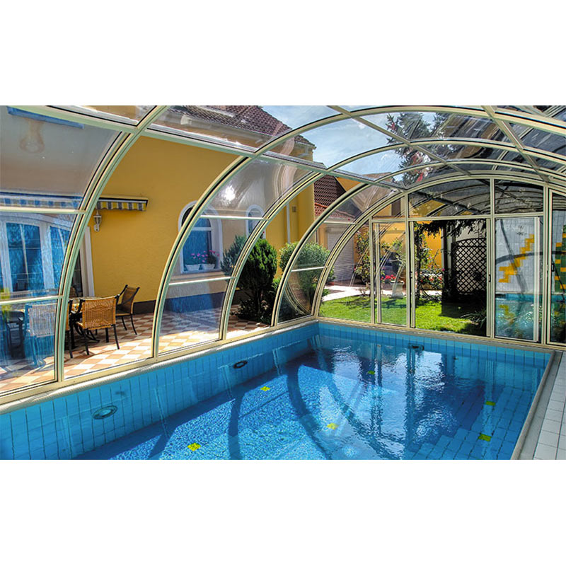 Schwimmbad berdachung creative 8 00 x 4 00 x 2 20 - Pool power shop forum ...