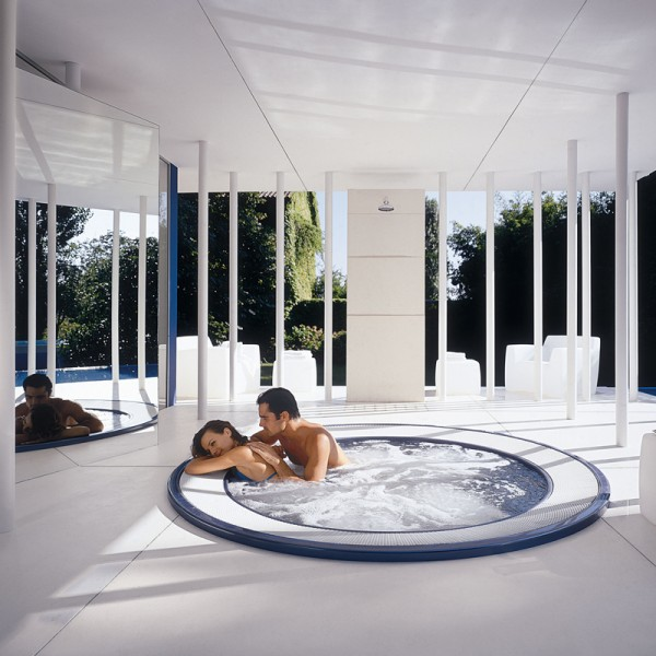Jacuzzi Whirlpool Alimia Blower Built-In