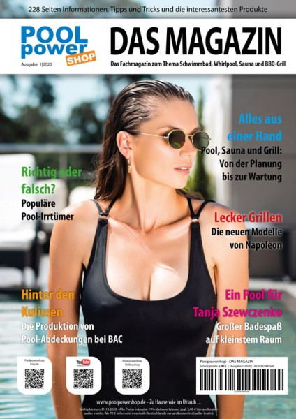 Poolpowershop Magazin